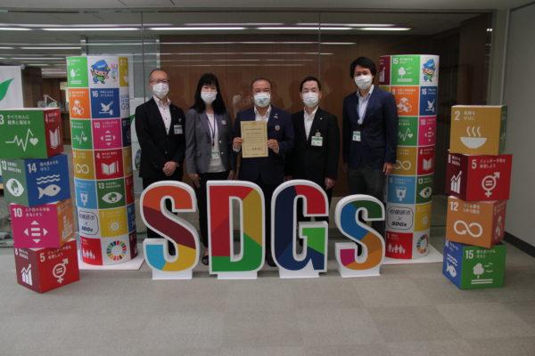 2020年度SDGs未来都市に相模原市が選ばれました!